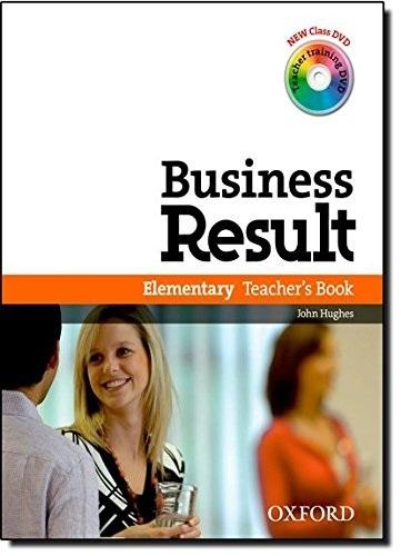 "Купить книгу ""Business Result. Elementary. Teacher's Book (+ 2 DVD-ROM)"""