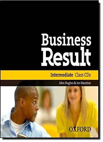 "Купить книгу ""Business Result. Intermediate (аудиокурс на 2 CD)"""