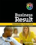 Business Result. Intermediate. Student's Book (+ DVD-ROM)