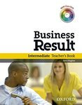 Business Result. Intermediate. Teacher's Book (+ 2 DVD-ROM)