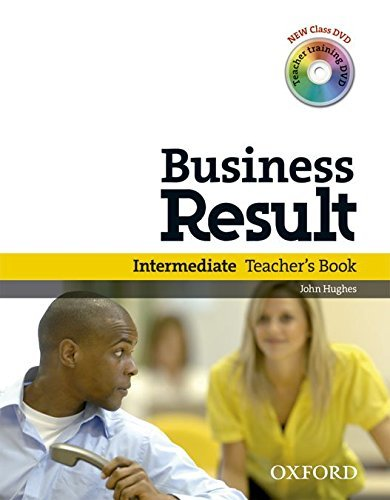 "Купить книгу ""Business Result. Intermediate. Teacher's Book (+ 2 DVD-ROM)"""
