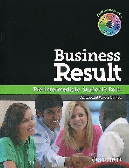 "Купить книгу ""Business Result. Pre-intermediate. Student's Book (+ DVD-ROM)"""