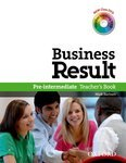 Business Result. Pre-intermediate. Teacher's Book (+ 2 DVD-ROM)