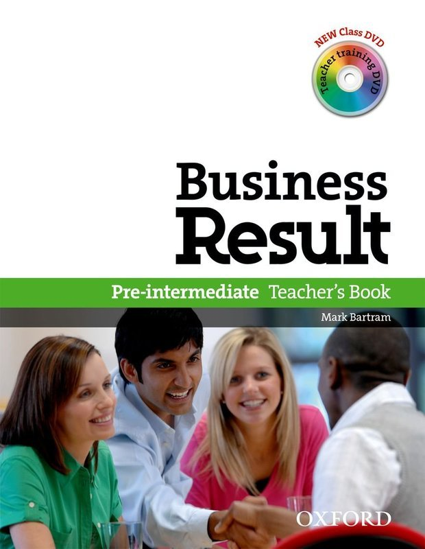 "Купить книгу ""Business Result. Pre-intermediate. Teacher's Book (+ 2 DVD-ROM)"""