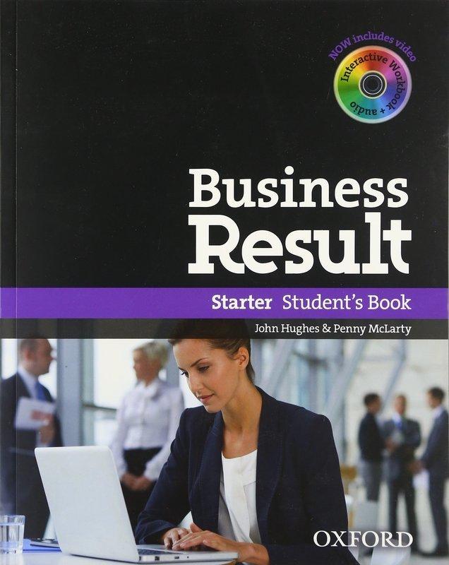 """Купить книгу """"Business Result. Starter. Student's Book (+ DVD-ROM)"""""""
