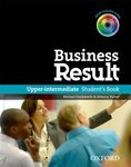Business Result. Upper-intermediate. Student's Book (+ DVD-ROM)