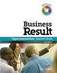 Business Result. Upper-Intermediate. Teacher's Book (+ 2 DVD-ROM)