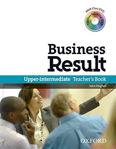 """Купить книгу """"Business Result. Upper-Intermediate. Teacher's Book (+ 2 DVD-ROM)"""""""