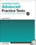 Cambridge English. Advanced Practice Tests. With Key. Level C1 (+ 2 CD-ROM)