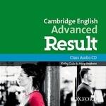 Cambridge English. Advanced Result. Class Audio CD (аудиокурс на CD) - купить и читать книгу