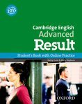 Cambridge English. Advanced Result. Student's Book with Online Practice