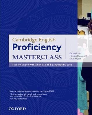 """Купить книгу """"Cambridge English. Proficiency Masterclass. Student's Book with Online Skills & Language Practice"""""""
