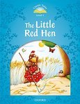 "Купить книгу ""The Little Red Hen. Level 1. Audio Pack"""