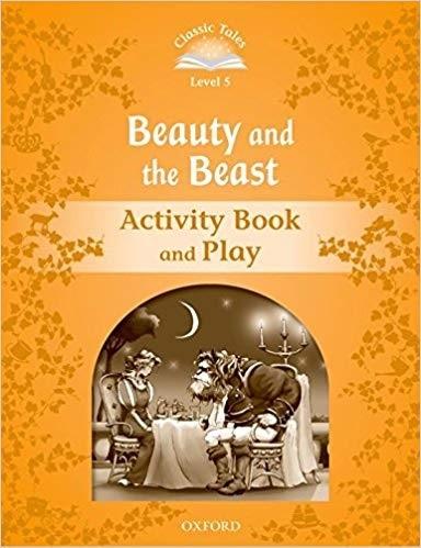 "Купить книгу ""Beauty and the Beast. Level 5. Activity Book & Play"""