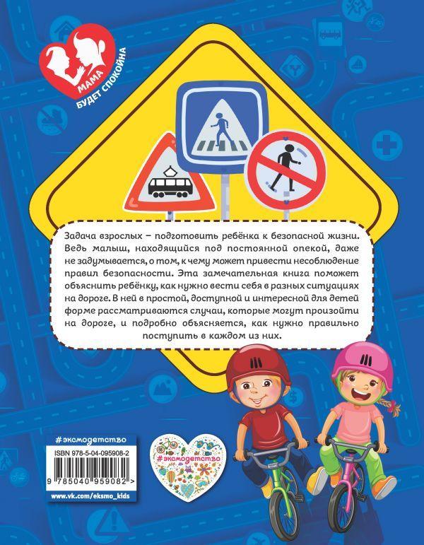 "Купить книгу ""Правила безопасности на дороге"""