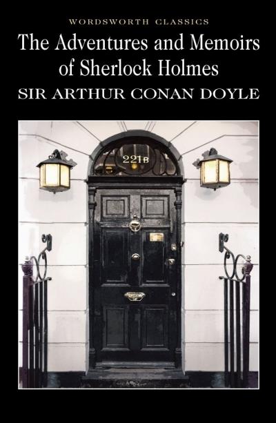 "Купить книгу ""The Adventures and Memoirs of Sherlock Holmes"""