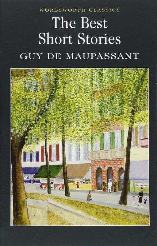 "Купить книгу ""The Best Short Stories of Guy de Maupassant"""