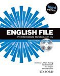 English File. Pre-intermediate. Workbook with Key (+ CD-ROM)