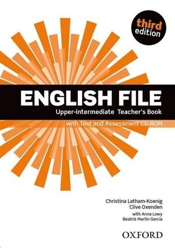 "Купить книгу ""English File. Upper-intermediate. Teacher's Book with Test and Assessment (+ CD-ROM)"""
