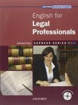 English for Legal Professionals. Express Series (+ CD-ROM)