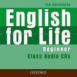 English for Life. Beginner. Class Audio CDs