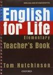 English for Life. Elementary. Teacher's Book