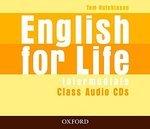 English for Life. Intermediate. Class Audio CDs
