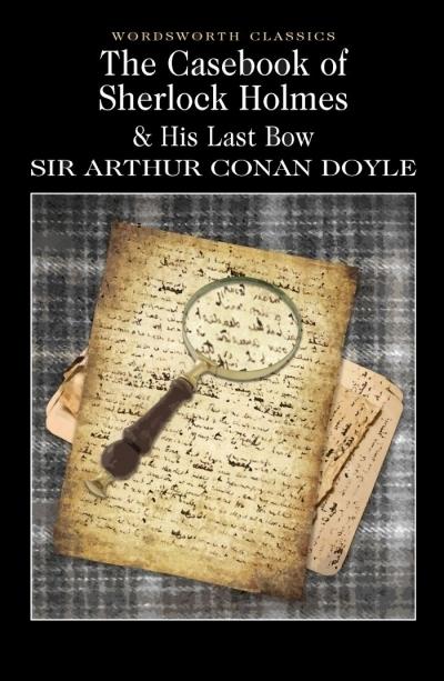 "Купить книгу ""The Casebook of Sherlock Holmes. His Last Bow"""