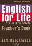 English for Life. Pre-intermediate. Teacher's Book