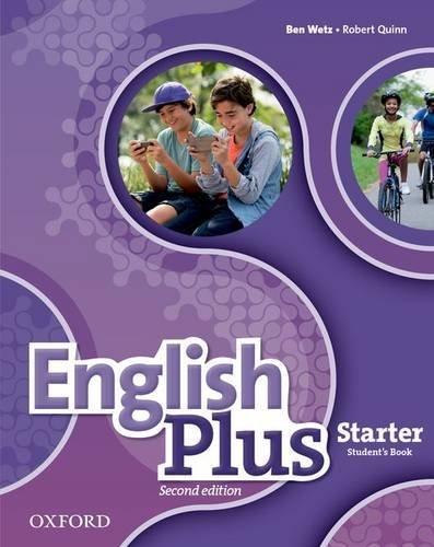 "Купить книгу ""English Plus. Starter. Student's Book"""