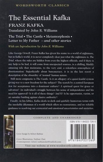 "Купить книгу ""The Essential Kafka"""