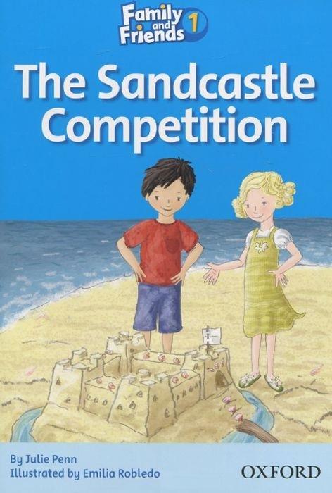 """Купить книгу """"The Sandcastle Competition"""""""