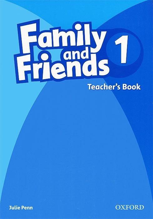 """Купить книгу """"Family and Friend's 1. Teacher's Book"""""""