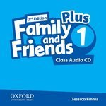 Family and Friends 1 Plus. Class Audio CD