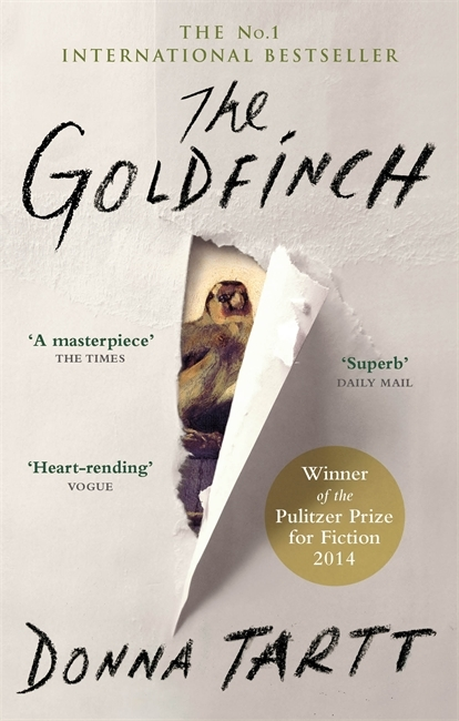The Goldfinch - купить и читать книгу