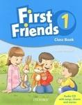 First Friends 1. Class Book (+ CD)