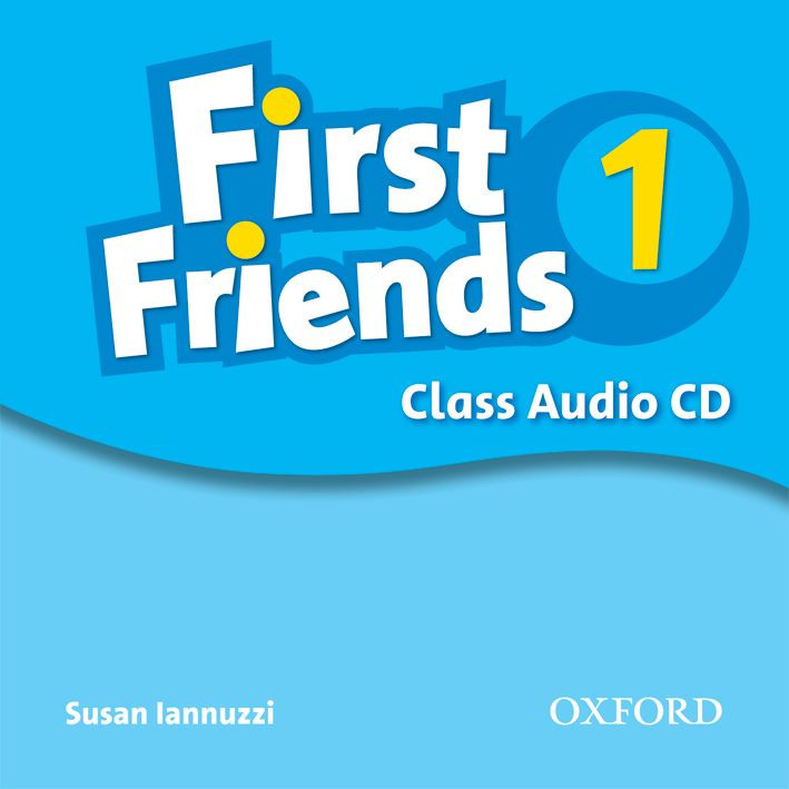 "Купить книгу ""First Friends 1 (аудиокурс CD)"""