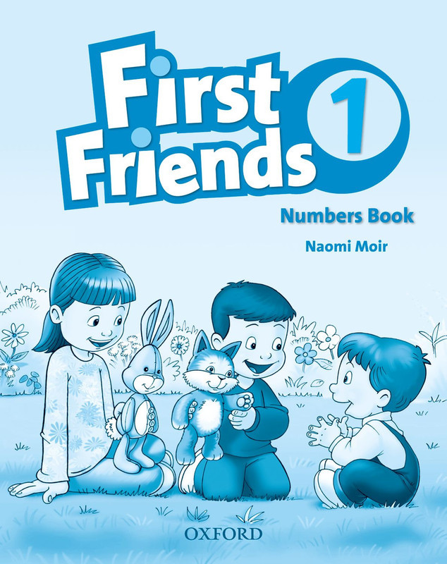 "Купить книгу ""First Friends 1. Numbers Book"""