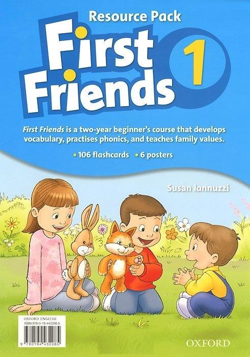 """Купить книгу """"First Friends 1. Resource Pack"""""""