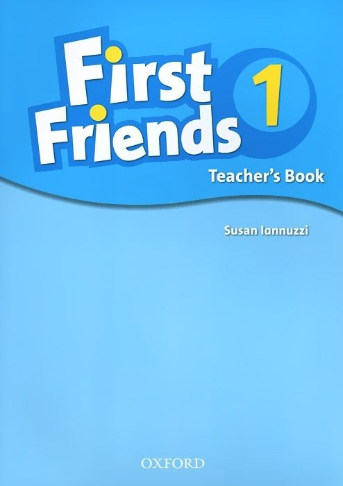 "Купить книгу ""First Friends 1. Teacher's Book"""