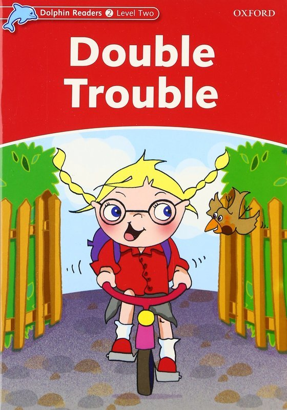 """Купить книгу """"Dolphin Readers 2. Double Trouble"""""""