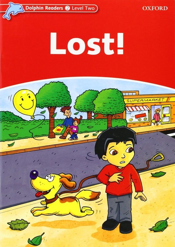 "Купить книгу ""Dolphin Readers 2. Lost!"""
