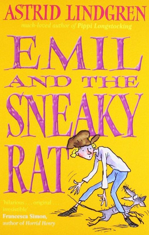 """Купить книгу """"Emil and the Sneaky Rat"""""""