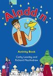 Fairy Tales. Aladdin Activity Book