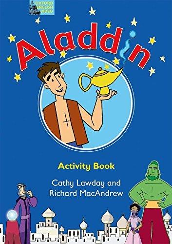 "Купить книгу ""Fairy Tales. Aladdin Activity Book"""