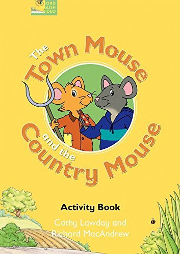 "Купить книгу ""Fairy Tales. The Town Mouse and the Country Mouse. Activity Book"""
