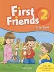 First Friends 2. Class Book (+ CD)