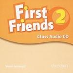 First Friends 2 (аудиокурс CD)