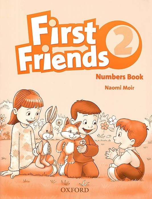"Купить книгу ""First Friends 2. Numbers Book"""