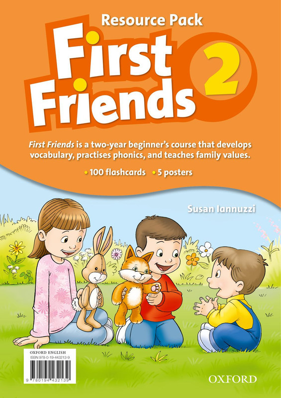 "Купить книгу ""First Friends 2. Teacher's Resource Pack"""
